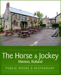 Horse & Jockey Manton Rutland