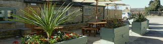 The Fox Beer Garden Rutland